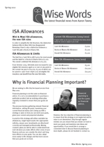 2010 Spring Wise Words Newsletter