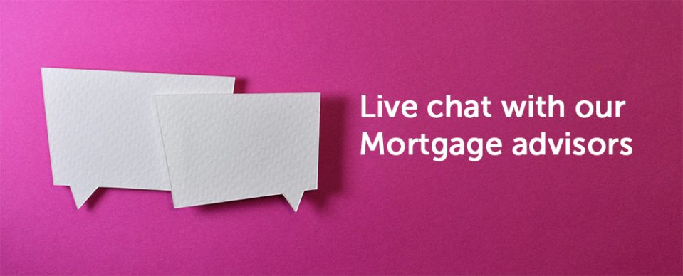 Live chat mortgage