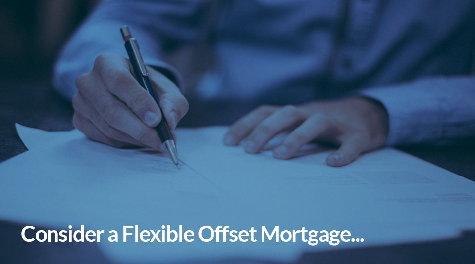 Flexible mortgage